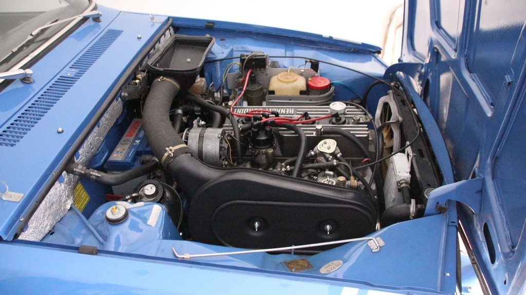 Originaler R12 Gordini