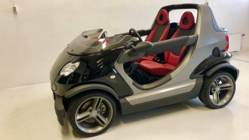 Smart Crossblade 2700 km N� 641 von 2000